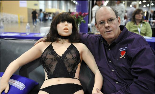 Proxy the Sex Bot